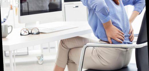 Warum ein Keilkissen Haltungsschäden vorbeugen kann