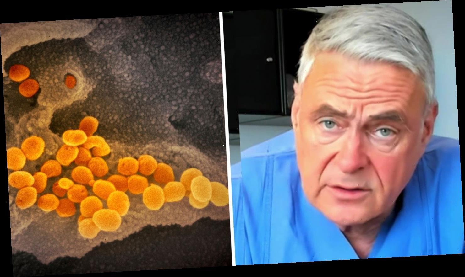 Erstmals Corona-Mutation aus Südafrika nachgewiesen: Arzt erklärt, was das für uns bedeutet