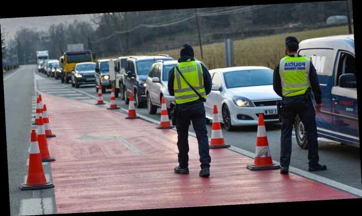 Katalonien riegelt Gemeinden zehn Tage lang ab