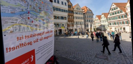 Tübingen hält an der Idee der neuen Freiheit fest  und kämpft gegen zu viel Euphorie, steigende Inzidenz und Morddrohungen