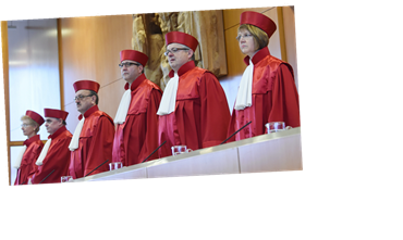 Bundes-Notbremse: Mehr als 65 Verfahren beim Verfassungsgericht