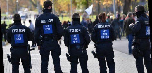 Polizisten bei Demo gegen Corona-Beschränkungen in Thüringen angegriffen und verletzt